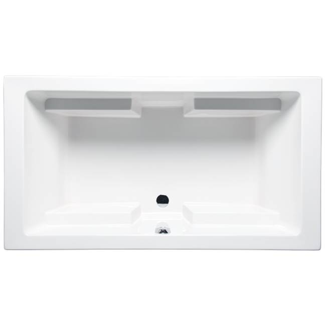 Americh Lana 6640 - Tub Only / Airbath 2, Biscuit