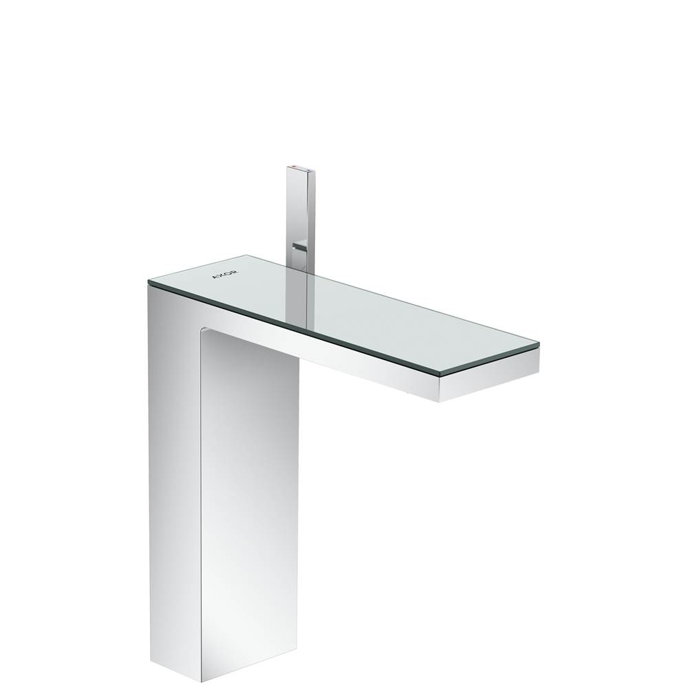 Axor AXOR MyEdition Single-Hole Faucet 230, 1.2 GPM in Chrome / Mirror Glass