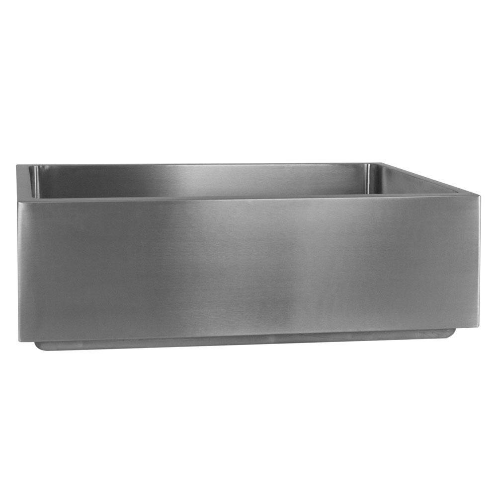 Barclay Bailey 36'' Stainless Steel Single Bowl Farmer Sink