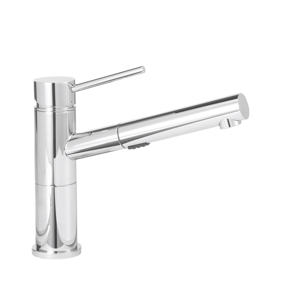 Blanco Alta Compact Pull-Out Dual 1.8 - Chrome