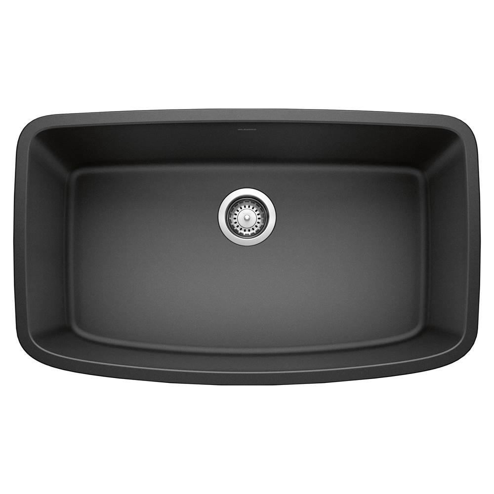 Blanco VALEA SILGRANIT Super Single Bowl Kitchen Sink in Anthracite