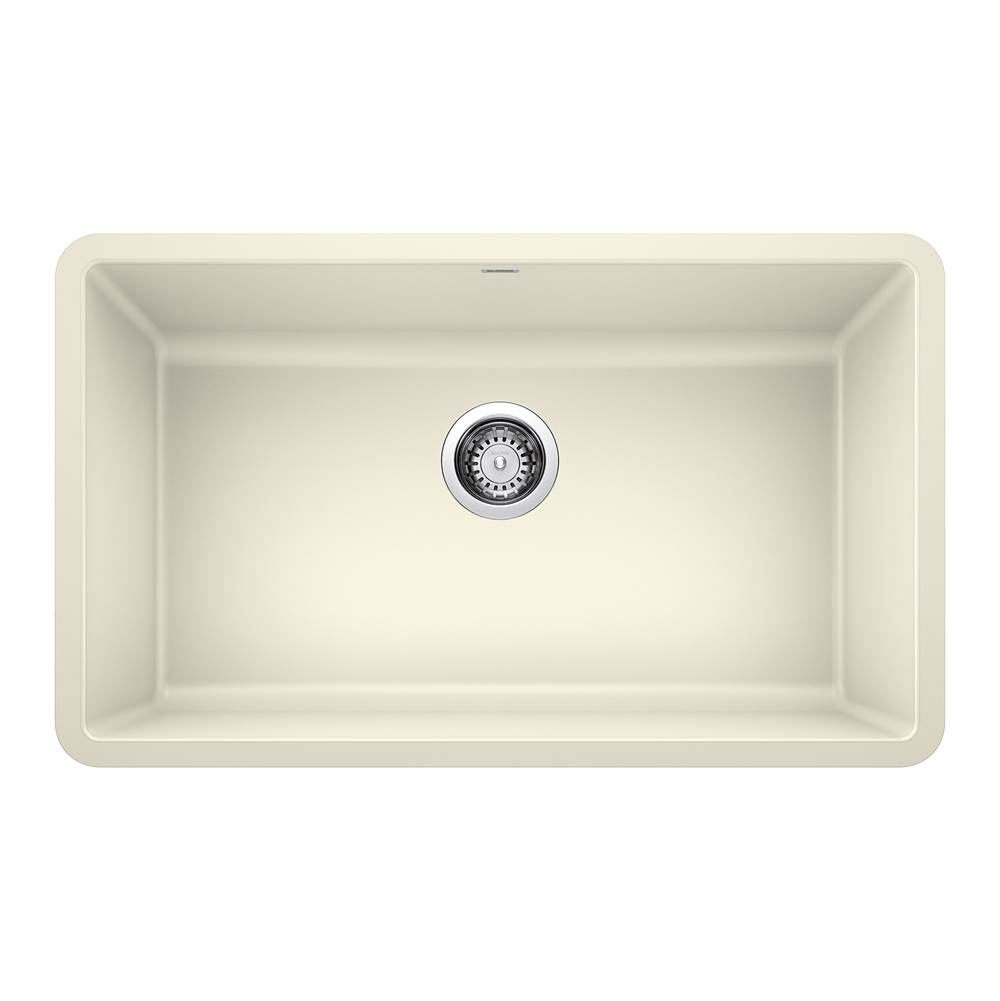 Blanco BLANCO PRECIS 30'' Single Undermount - Biscuit