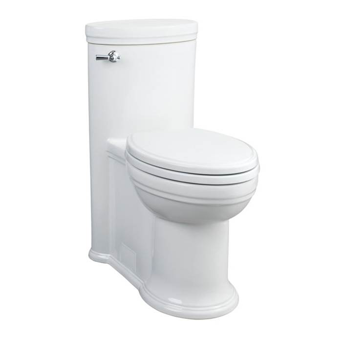 DXV St.George One Piece Toilet 1.28 Gpf- Cw
