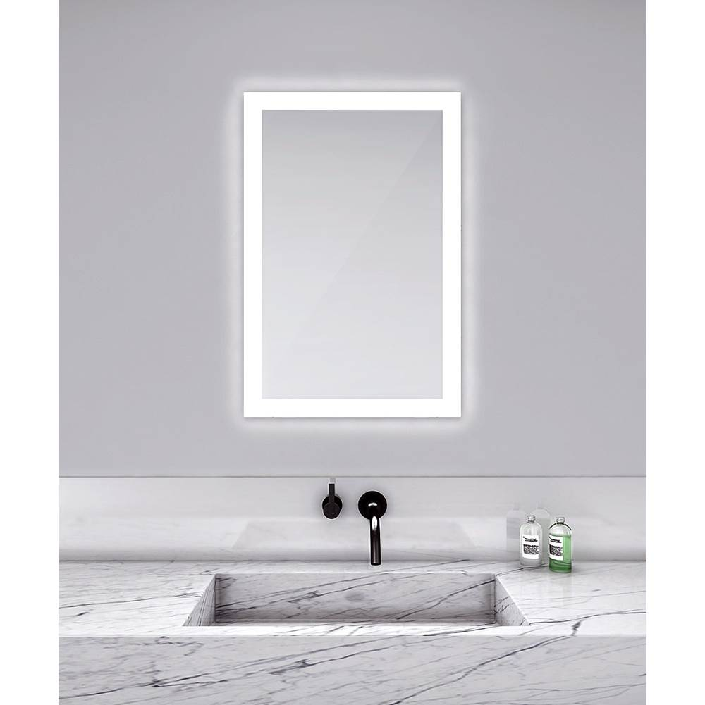 Electric Mirror Silhouette 60w x 36h Lighted Mirror