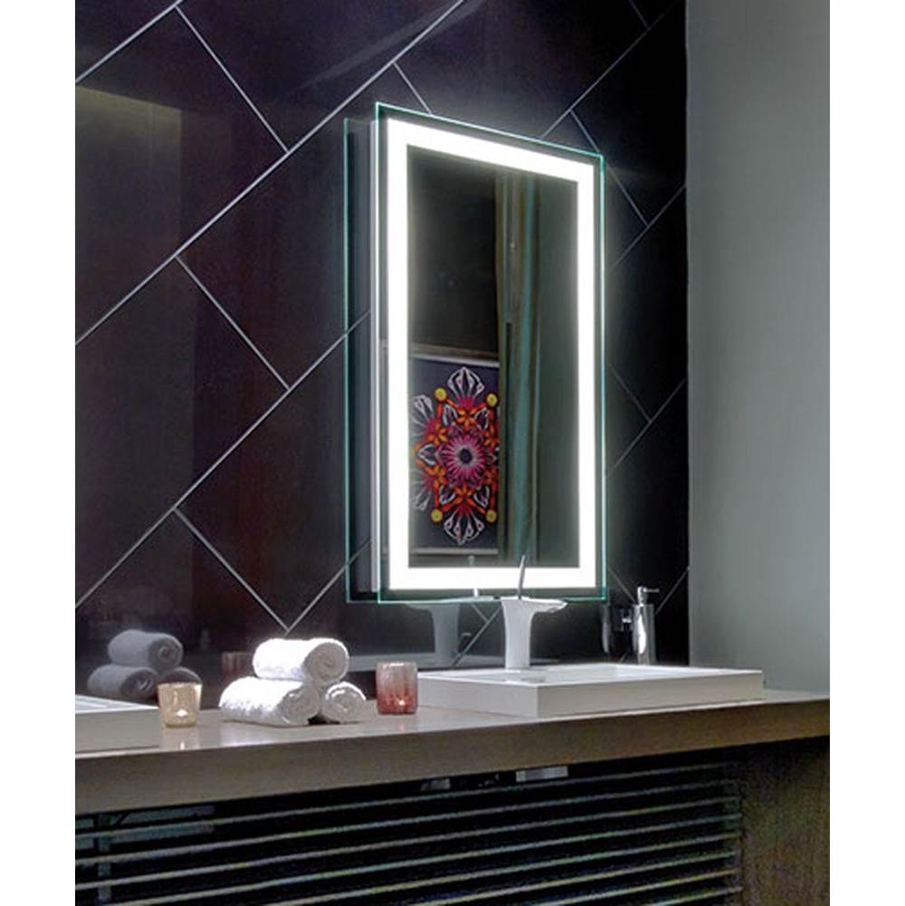 Electric Mirror Integrity 24w x 36h Lighted Mirror