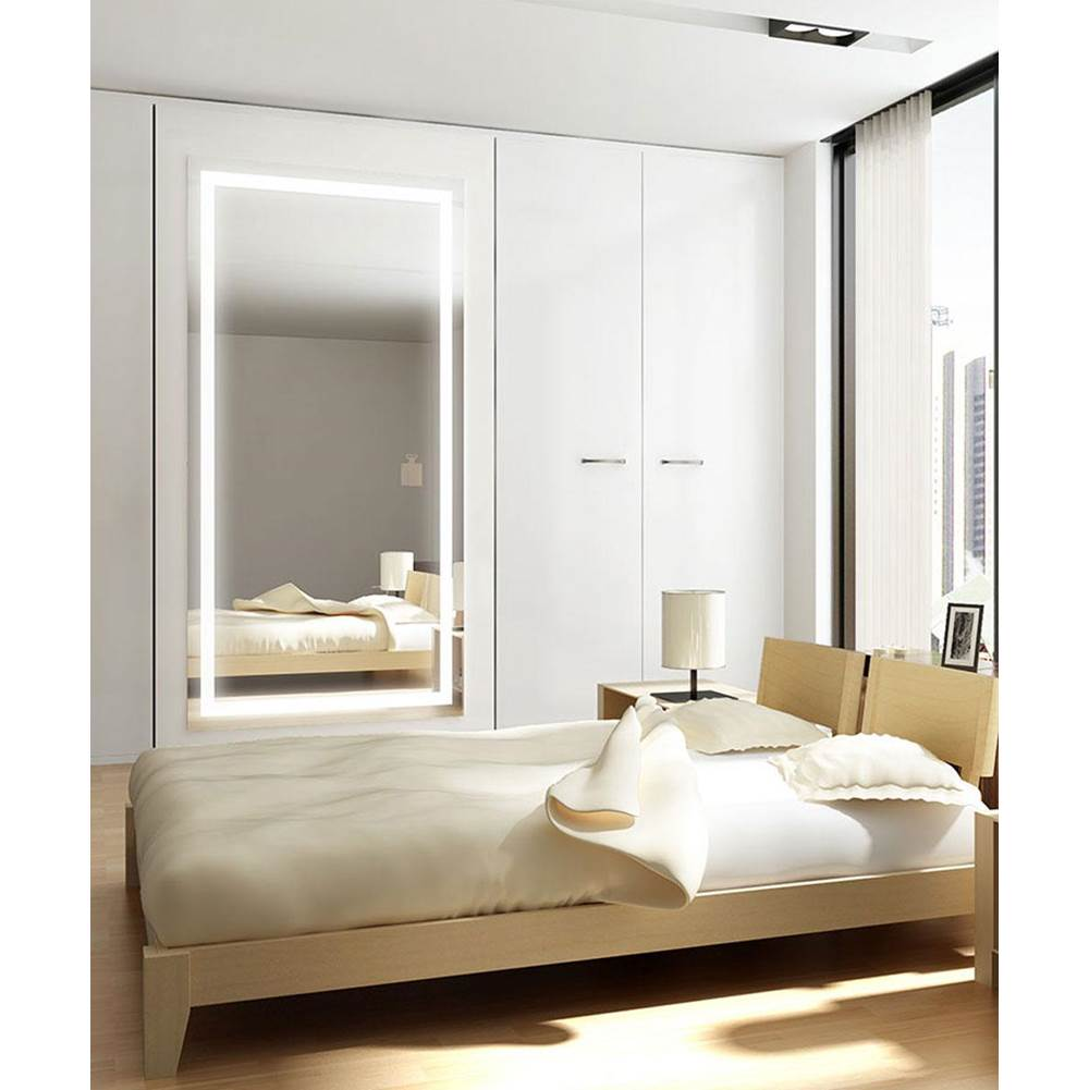 Electric Mirror Integrity with Ava Wardrobe Mirror