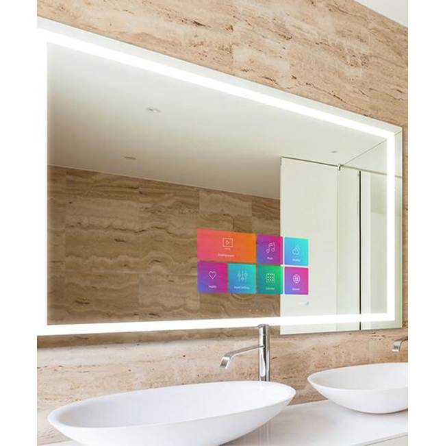 Electric Mirror Savvy Integrity with 21'' Display Smart Mirror