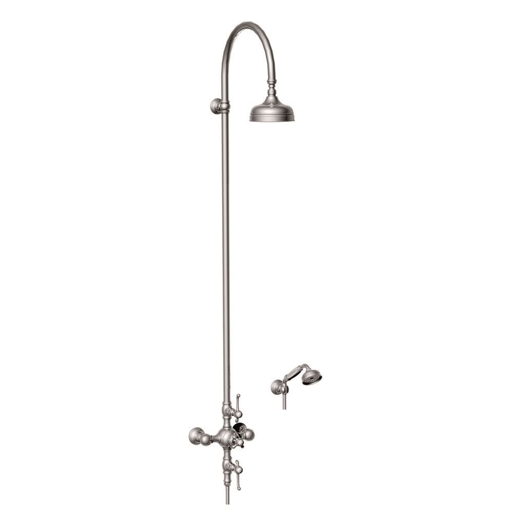 Horus HORUS MONTMARTRE EXPOSED THERMOSTATIC VALVE WITH HANDSHOWER SET & 8'' SHOWERHEAD, PG