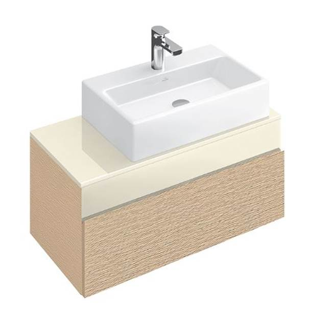 Villeroy And Boch Memento Washbasin 23 5/8'' x 16 1/2'' (600 x 420 mm)