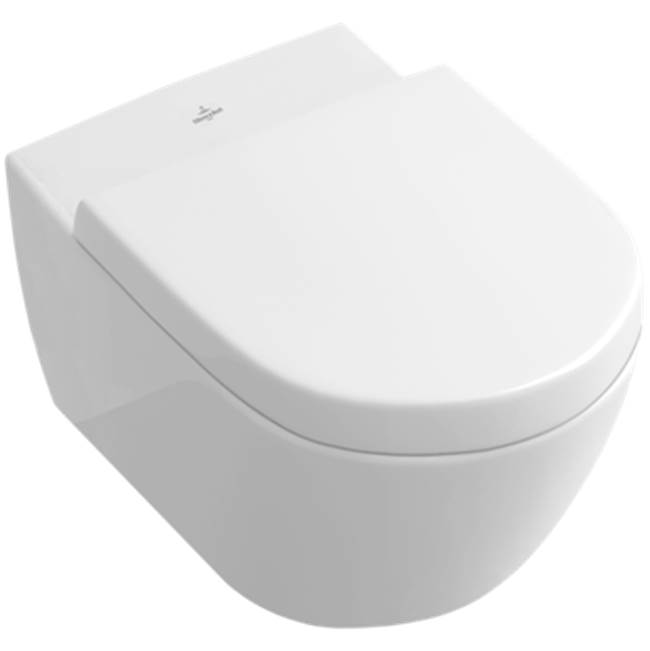Villeroy And Boch Subway Washdown WC wall-mounted 14 5/8'' x 22'' (370 x 560 mm) DirectFlush SupraFix