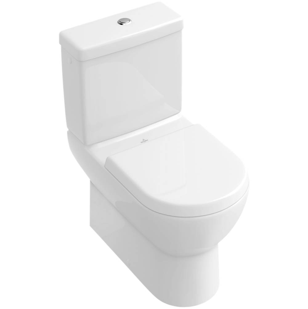 Villeroy And Boch Subway Washdown WC bowl for 12'' rough in 14 5/8'' x 31 7/8'' x 26 3/8'' (370 x 810 x 670 mm)
