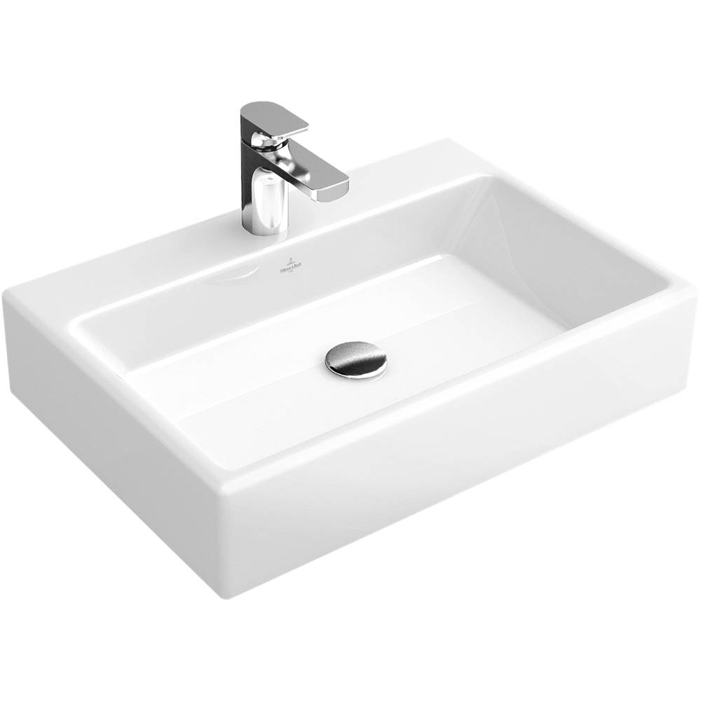 Villeroy And Boch Memento Surface-mounted washbasin 23 5/8'' x 16 1/2'' (600 x 420 mm)