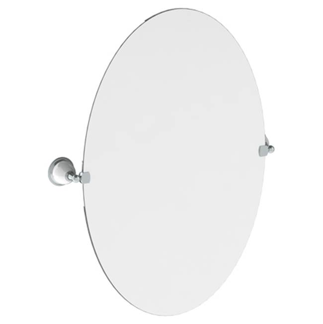 Watermark Wall Mount Oval Mirror