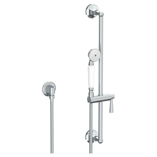 Bar Mounted Hand Showers
