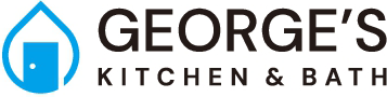 George's Kitchen & Bath Logo